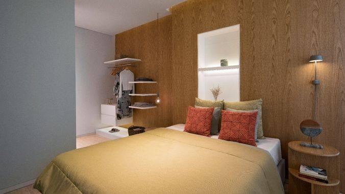 Tipe 1 + 1 Bedroom